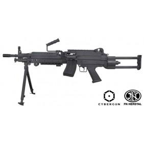 "FN M249 MINIMI PARA ""FEATHERWEIGHT"" BLACK CYBERGUN"