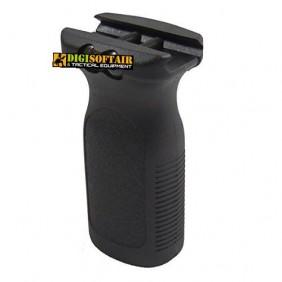 FMA Vertical grip RVG black waver slide FA-TB15BK