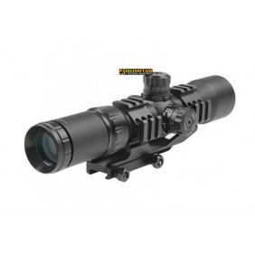 1,5-5X40 BE Scope theta optics THO-10-011607