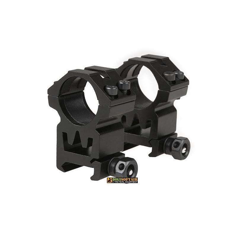 Two-part 25mm optics mount for RIS rail (high) Theta optics THO-09-011614