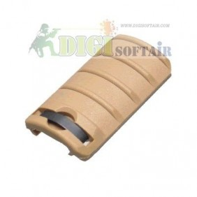 King Arms copri rail 4 Ribs TAN