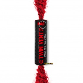 Enola Gaye wire pull Red burst smoke granade