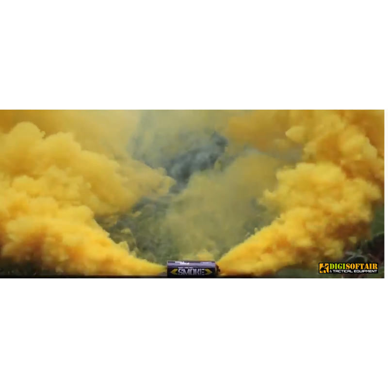 Enola Gaye yellow wire pull burst smoke granade