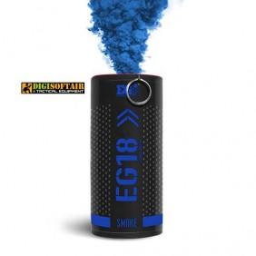 Enola Gaye Blu EG18 smoke granade