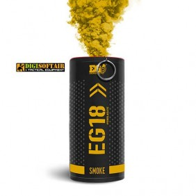 Enola Gaye Yellow EG18 smoke granade