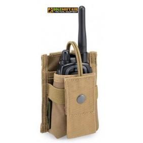 Small radio pouch Coyote Tan
