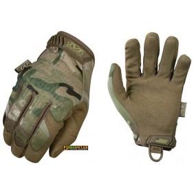 MECHANIX original Multicam gloves