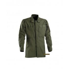 OPENLAND Shirt long sleeve OD green