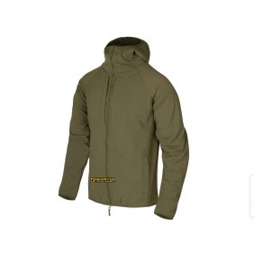 Urban Hybrid Softshell Jacket Adaptive green Helikon Tex