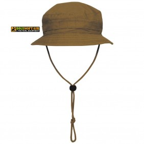 GB Bush hat MFH Coyote brown boonie