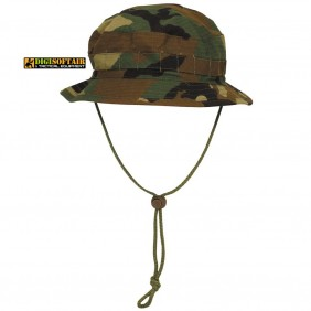 GB Bush hat MFH woodland boonie