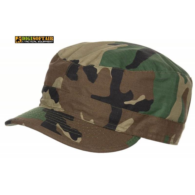 Cappello Woodland modello Patrol US BDU MFH