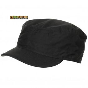 Cappello NERO modello Patrol US BDU MFH