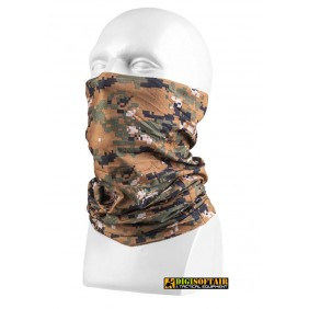 DIGITAL Woodland MULTI FUNCTION HEADGEAR