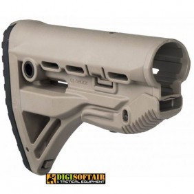 FAB DEFENSE AR15 M4 BUTTSTOCK GL-shock