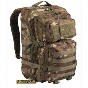 MILTEC US ASSAULT PACK LG Vegetato italiano 36L