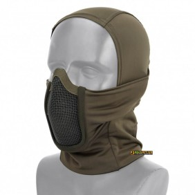 Wosport passmontagna shadow fighter Olive drab WO-MA113V