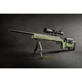 Evolution M40 OD bolt action spring rifle