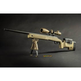 Evolution M40 Tan bolt action spring rifle