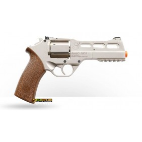 CHIAPPA RHINO 50DS Revolver Nikel Co2 6mm