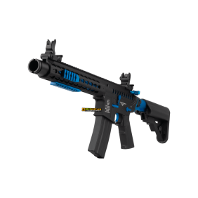 Colt M4 Blast Blue Fox Full metal Cybergun 180769