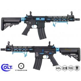 Colt M4 Hornet blue Fox Full metal 300 Cybergun 180770