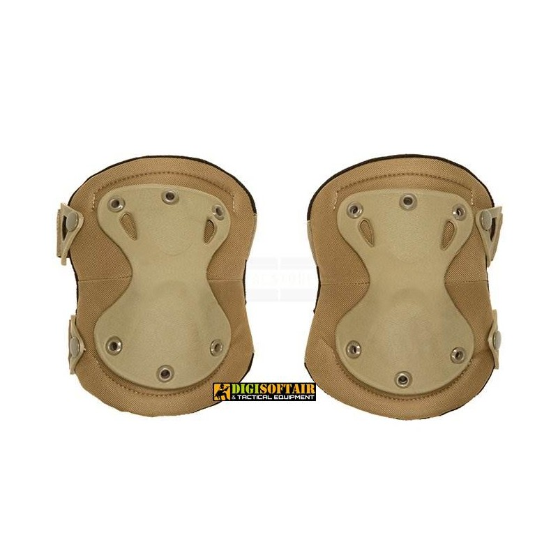 Ginocchiere INVADER GEAR Coyote brown