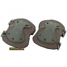 Knee pad XPD INVADER GEAR Ranger green 23554