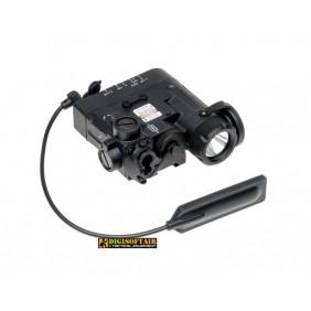 DBAL eMkII Illuminator, Laser Module Green + IR Nero