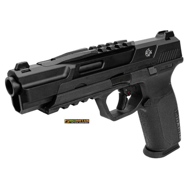 G&G GBB pistol Piranha BK