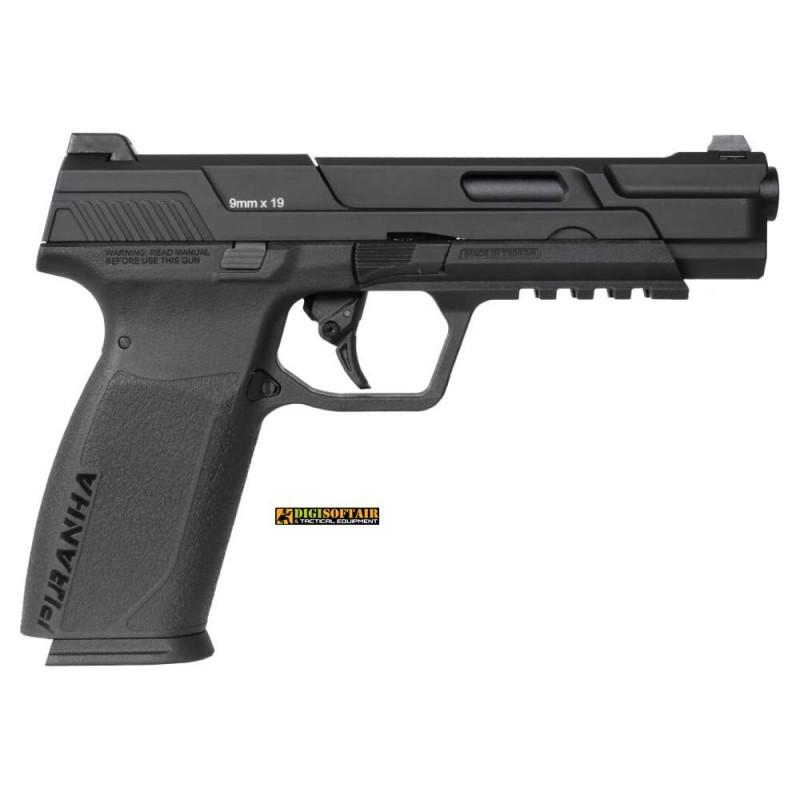 G&G Piranha MK1 GBB pistol Piranha BK