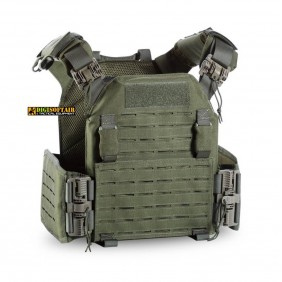 OPENLAND PLATE CARRIER QUICK RELEASE Olive Green