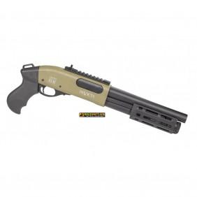 Secutor Velites G II Tan Full metal Pump Action Shotgun sav0023