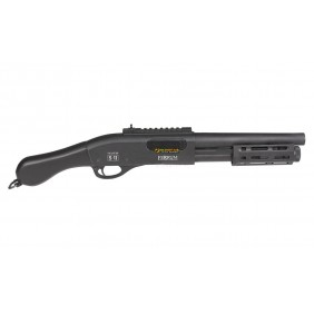 Secutor Ferrum S II Black Gas pump action Rifle Full metal sav0027