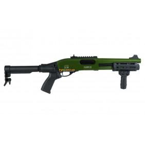 Secutor Velites Ferrum S III OD Spring Shotgun Full metal