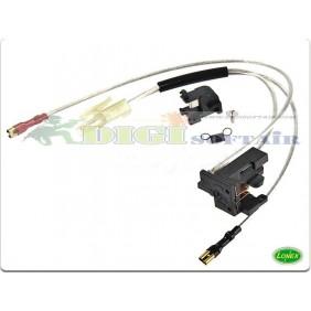 Lonex Cablaggio V2 Posteriore completo di switch per serie m4 m16