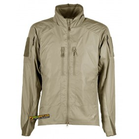 4-14 Full zip windstopper jacket, softshell Coyote FW001
