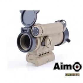 M4 Red Dot AimO Desert