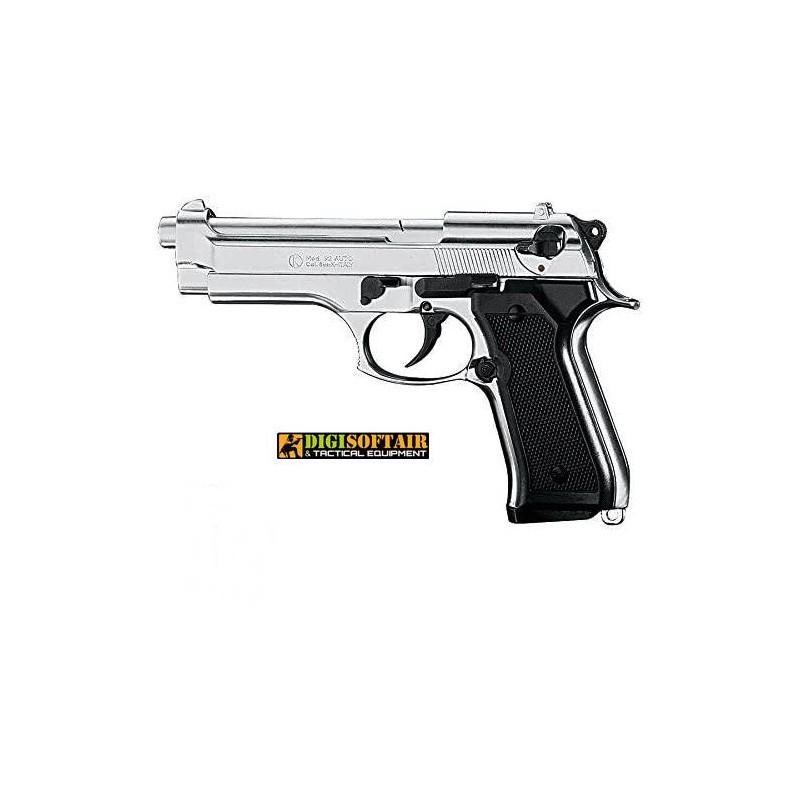 BERETTA 92 FS BRUNI 8mm NICKEL