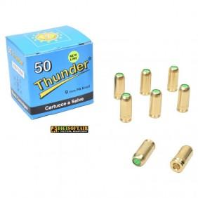 Blank ammunition 9mm Thunder