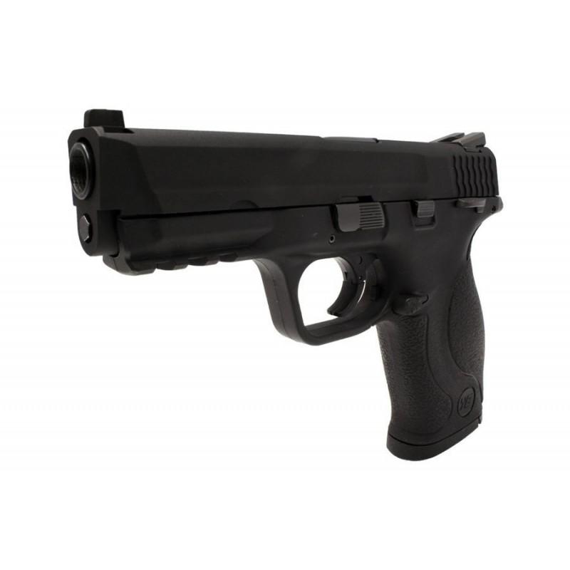 M&P Tactical Gas SCARELLANTE BK WE