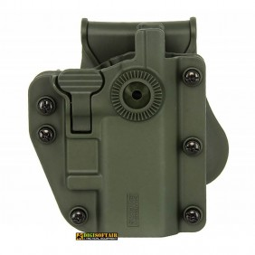 Universal Holster Adapt-x OD green Swiss arms Adaptx