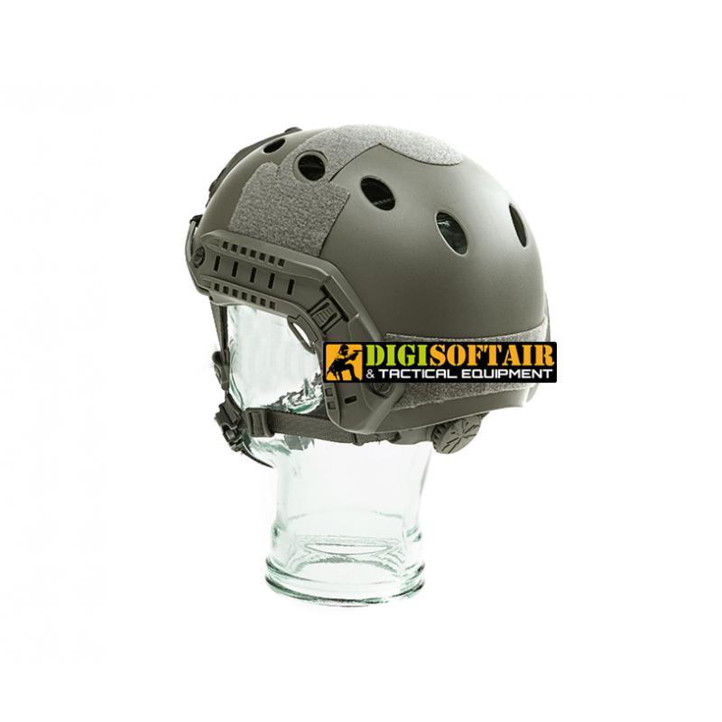 FAST PJ helmet Foliage Green