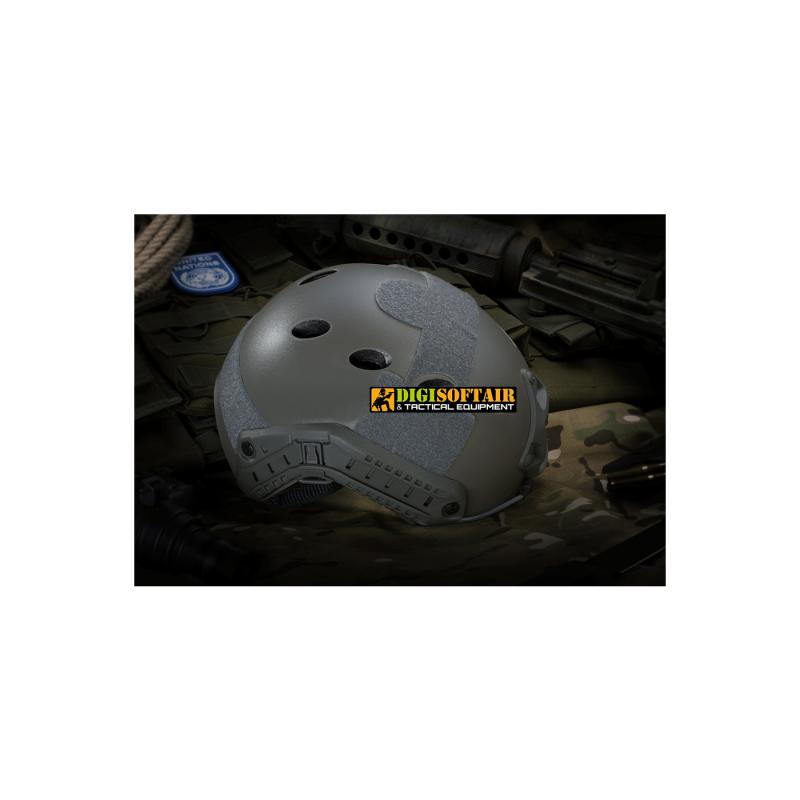Emerson FAST PJ Eco version helmet Foliage Green 11782