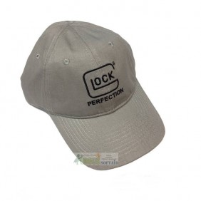 Glock Perfection Cap Grey