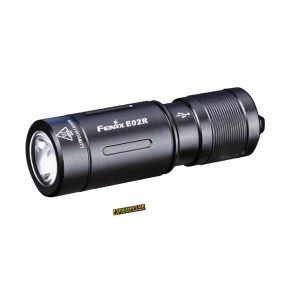 Fenix E02R Keychain Flashlight 200 lumen