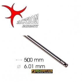 Action army precision barrel L96, diameter 6.01, length 500mm