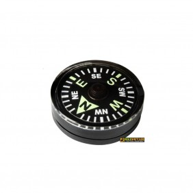 Helikon Tex Button Compass Large Black