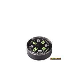 Helikon Tex Button Compass Small Black KS-BCS-AT-01