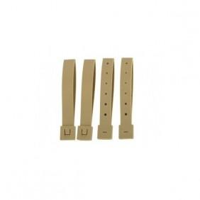 Malice clip 125mm tan Vega holster